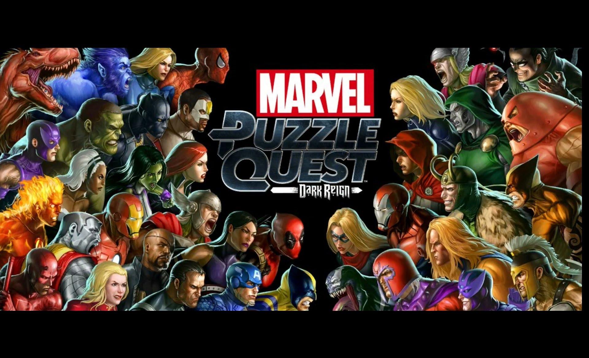 Marvel Puzzle Quest Doc Ock Best Build